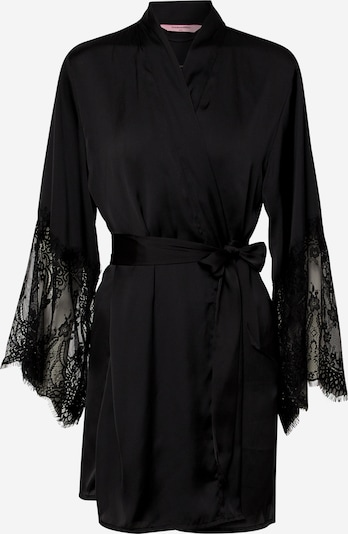 Hunkemöller Koszula nocna 'Kimono Lace' w kolorze czarnym, Podgląd produktu