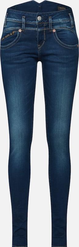 Herrlicher Jeans 'Pearl Slim' in Blau denim denim denim  Neue Kleidung in dieser Saison 127de9