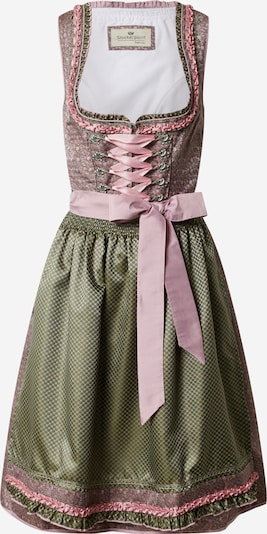 STOCKERPOINT Dirndl 'Julia' in pink, Produktansicht