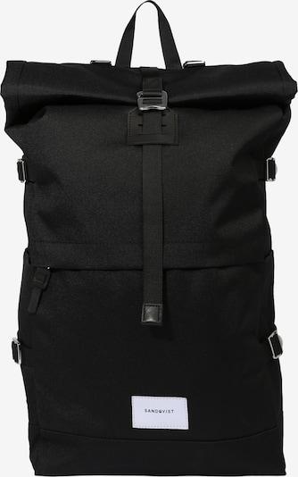 SANDQVIST Backpack 'BERNT' in Black, Item view