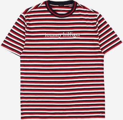 Tommy Hilfiger Underwear Potkošulja u noćno plava / krvavo crvena / bijela, Pregled proizvoda