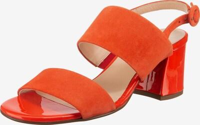 Högl Sandaletten in orange, Produktansicht