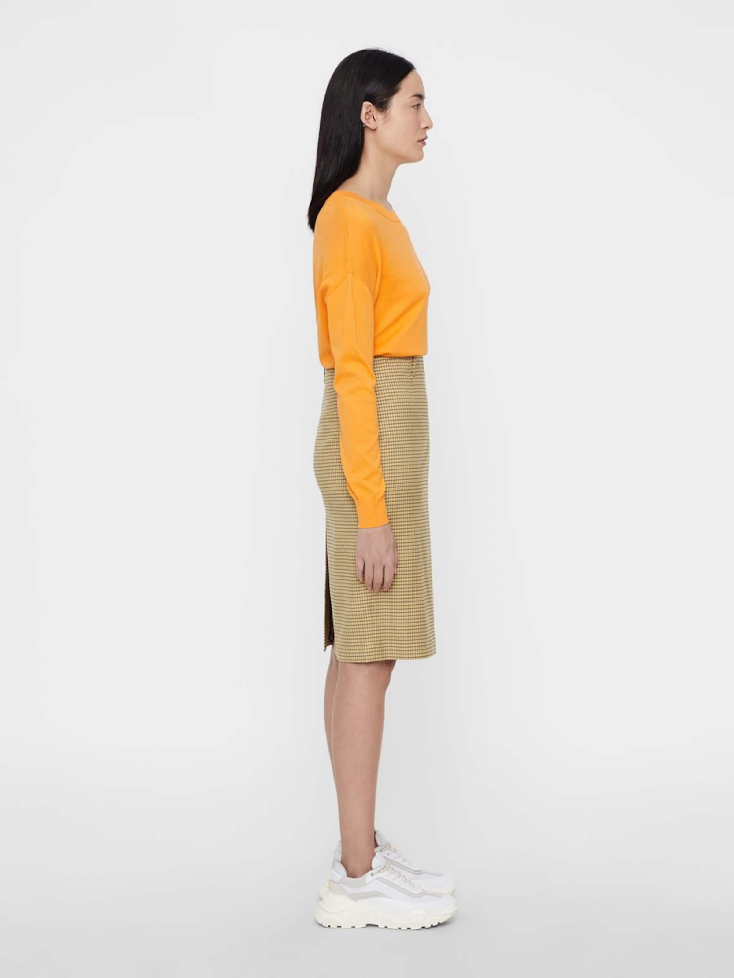 Pullover In lindeberg Mandarine J 'marion' Xn0P8wOk