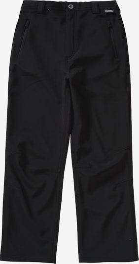 REGATTA Softshellhose in schwarz, Produktansicht
