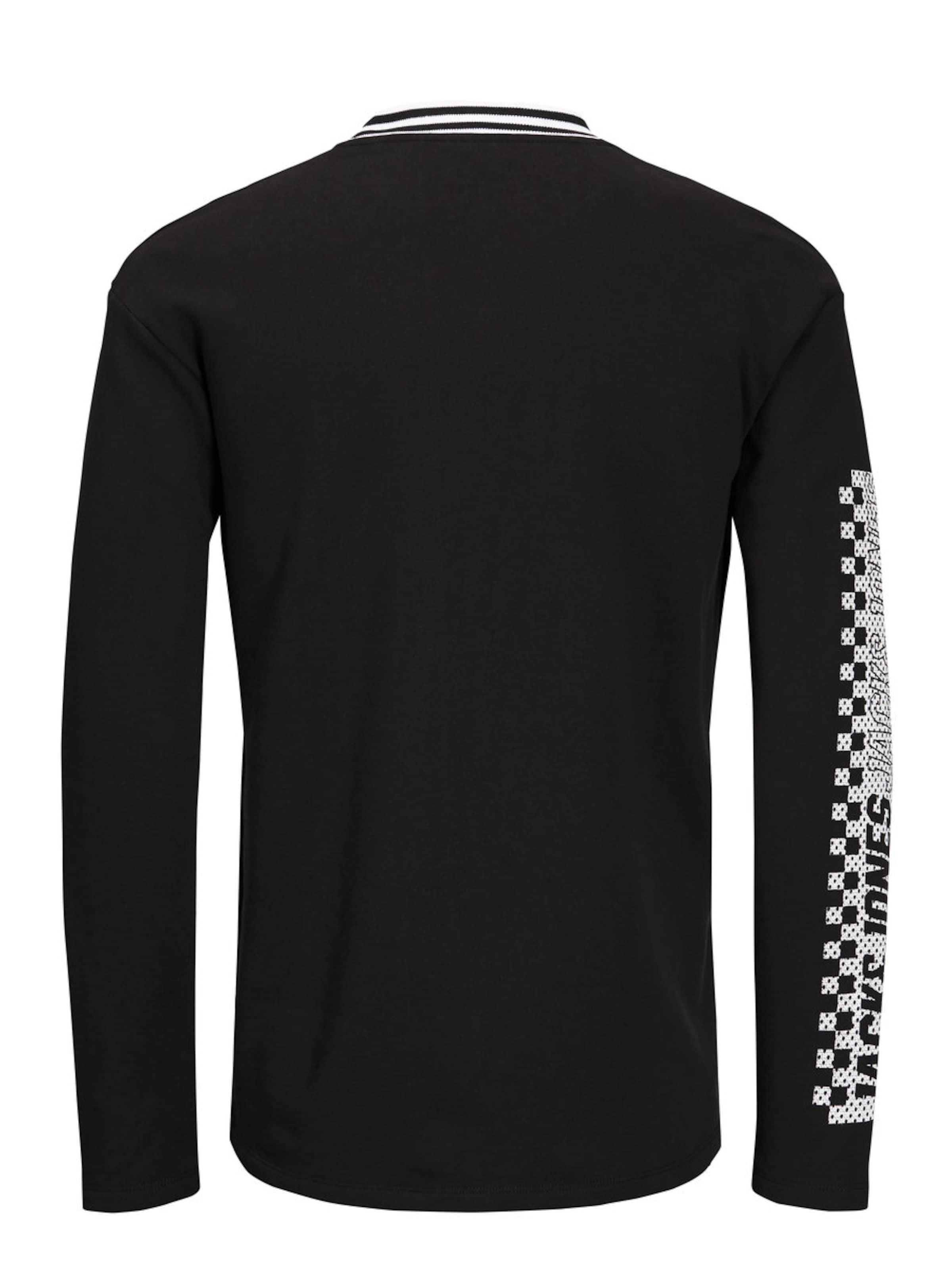 Verkauf Sneakernews JACK & JONES Grafik Sweatshirt Billig Verkaufen Klassisch Spielraum Beliebt Xx8b2