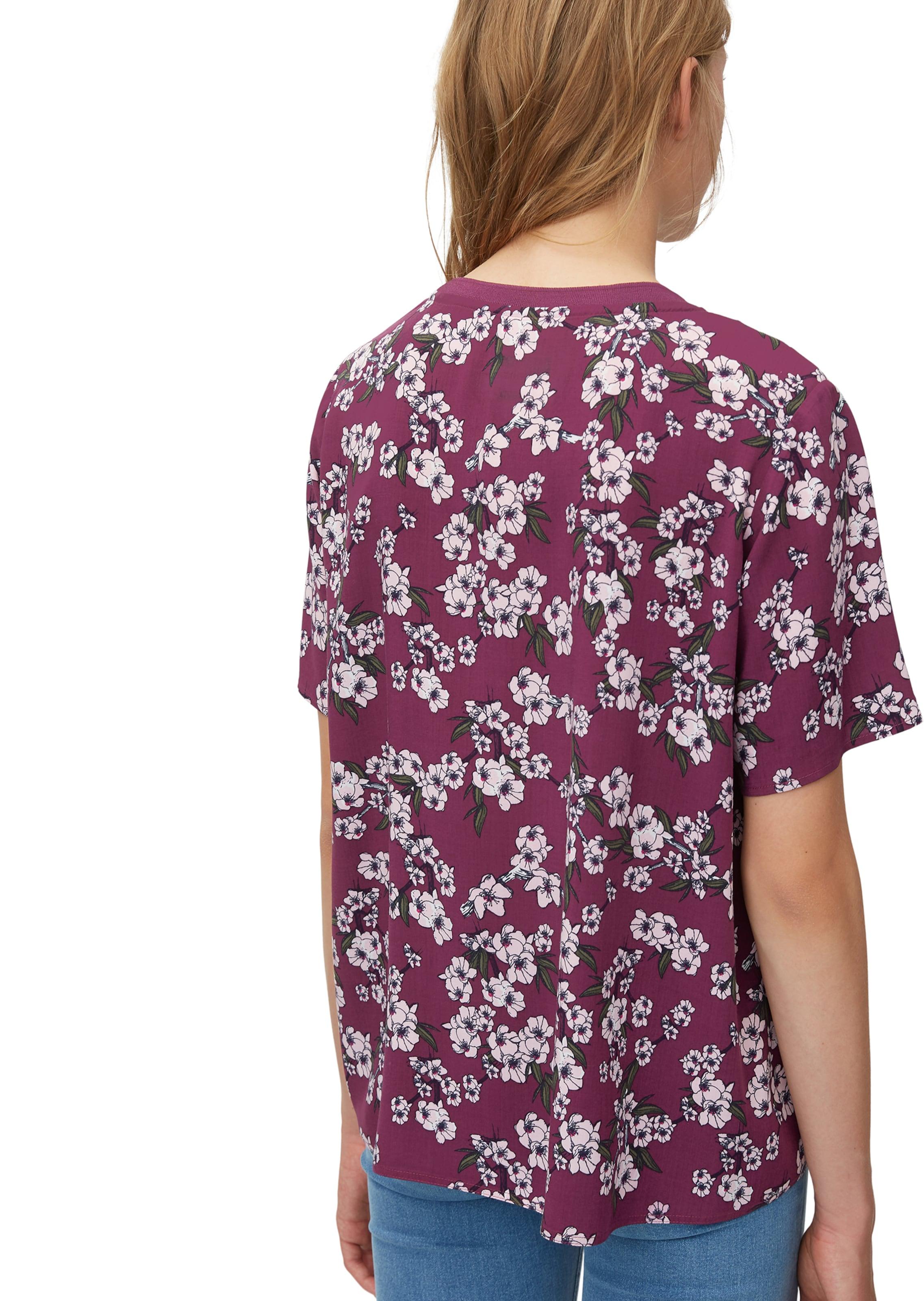 O'polo Dunkelrot T Denim Marc shirt In uFKlJc3T15
