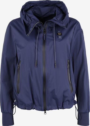 Blauer.USA Jacke mit Kapuze in blau, Produktansicht