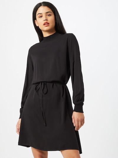 VILA Kleid 'Vidania' in schwarz, Modelansicht