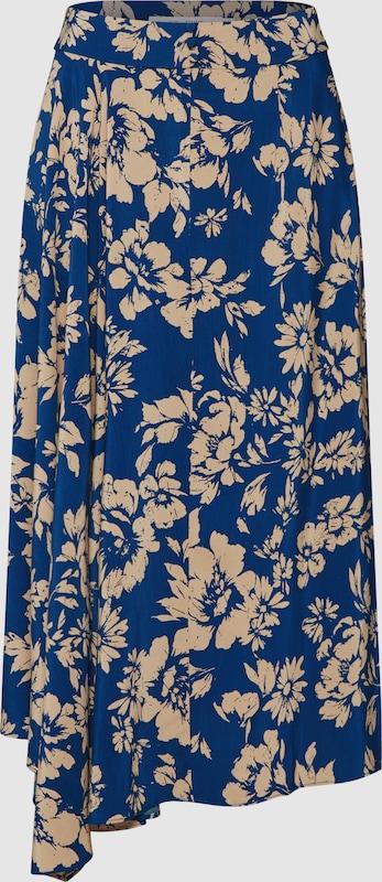 RUE de FEMME Röcke 'Lolo' in beige   blau  Markenkleidung für Männer und Frauen