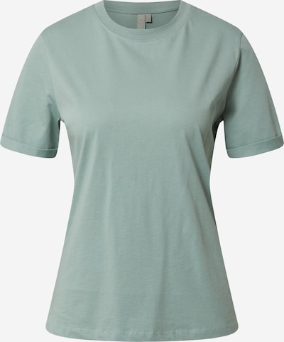 PIECES Shirt 'PCRIA' in jade, Produktansicht