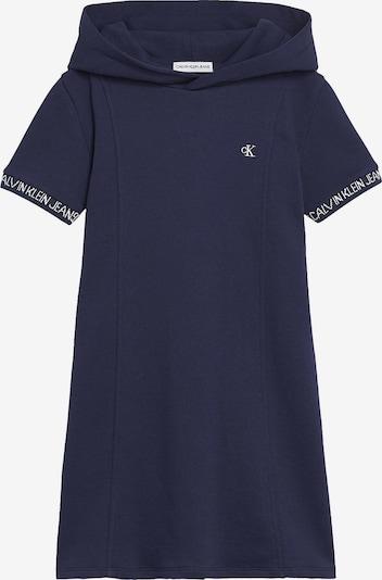 Calvin Klein Jeans Kleid in navy, Produktansicht