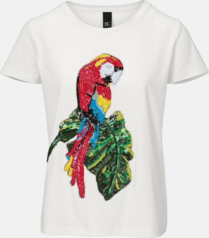 B.C. Best Connections by heine Shirt mit Papagei aus Pailletten