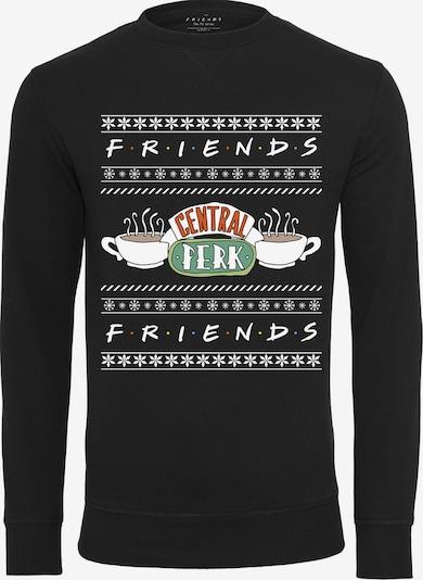 Kleding voor Heren Mister Tee Sweatshirt ' Friends Central Perk Christmas Crewneck ' in Zwart