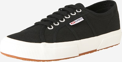 SUPERGA Låg sneaker i svart, Produktvy