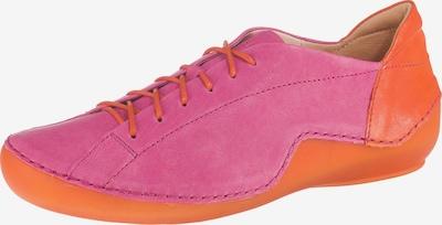THINK! Schnürschuhe 'Kapsl' in orange / pink, Produktansicht