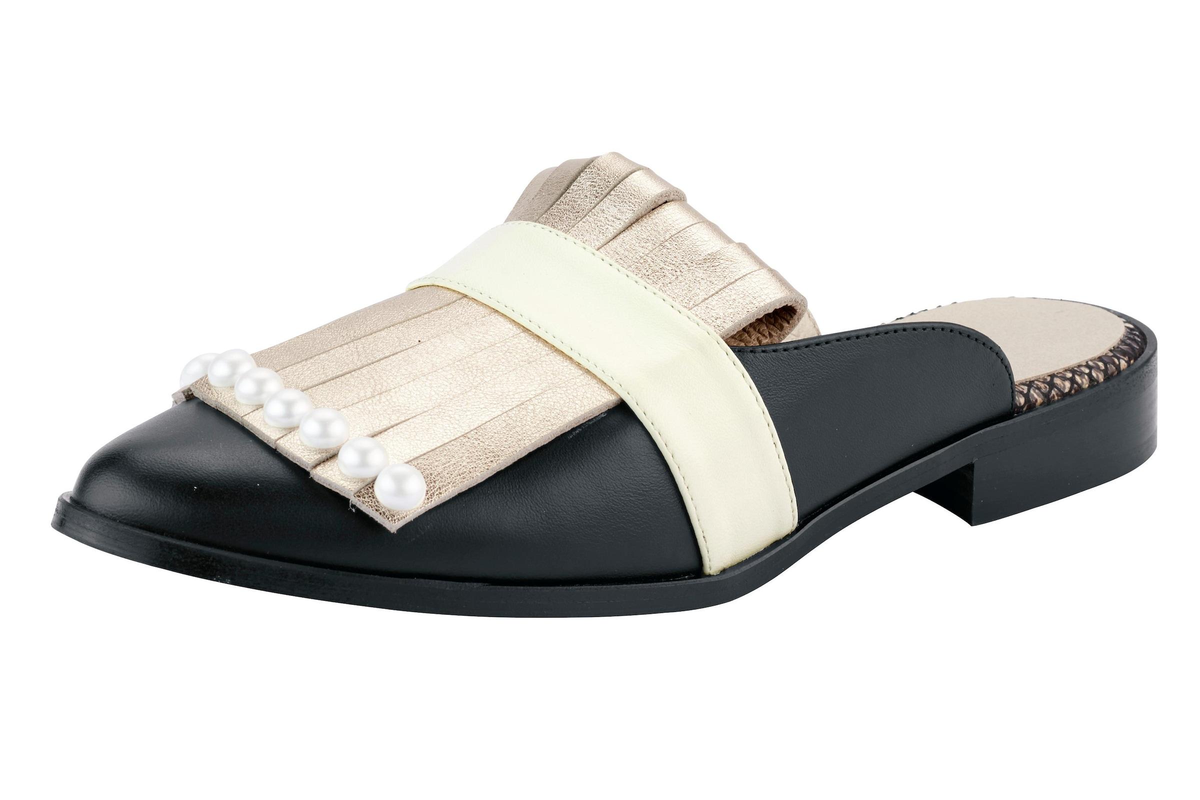 heine Pantolette Günstige und langlebige Schuhe