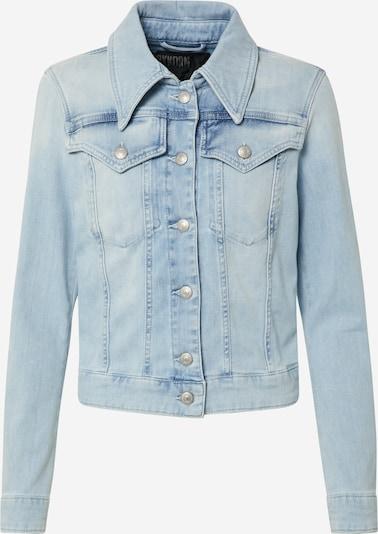 DRYKORN Jeansjacke in blau, Produktansicht