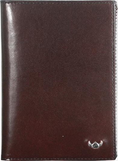 GOLDEN HEAD Ausweisetui 'Colorado' in purpur, Produktansicht