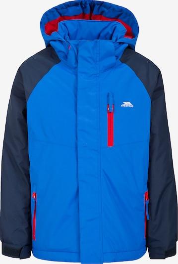 TRESPASS Jacke in royalblau / dunkelblau, Produktansicht