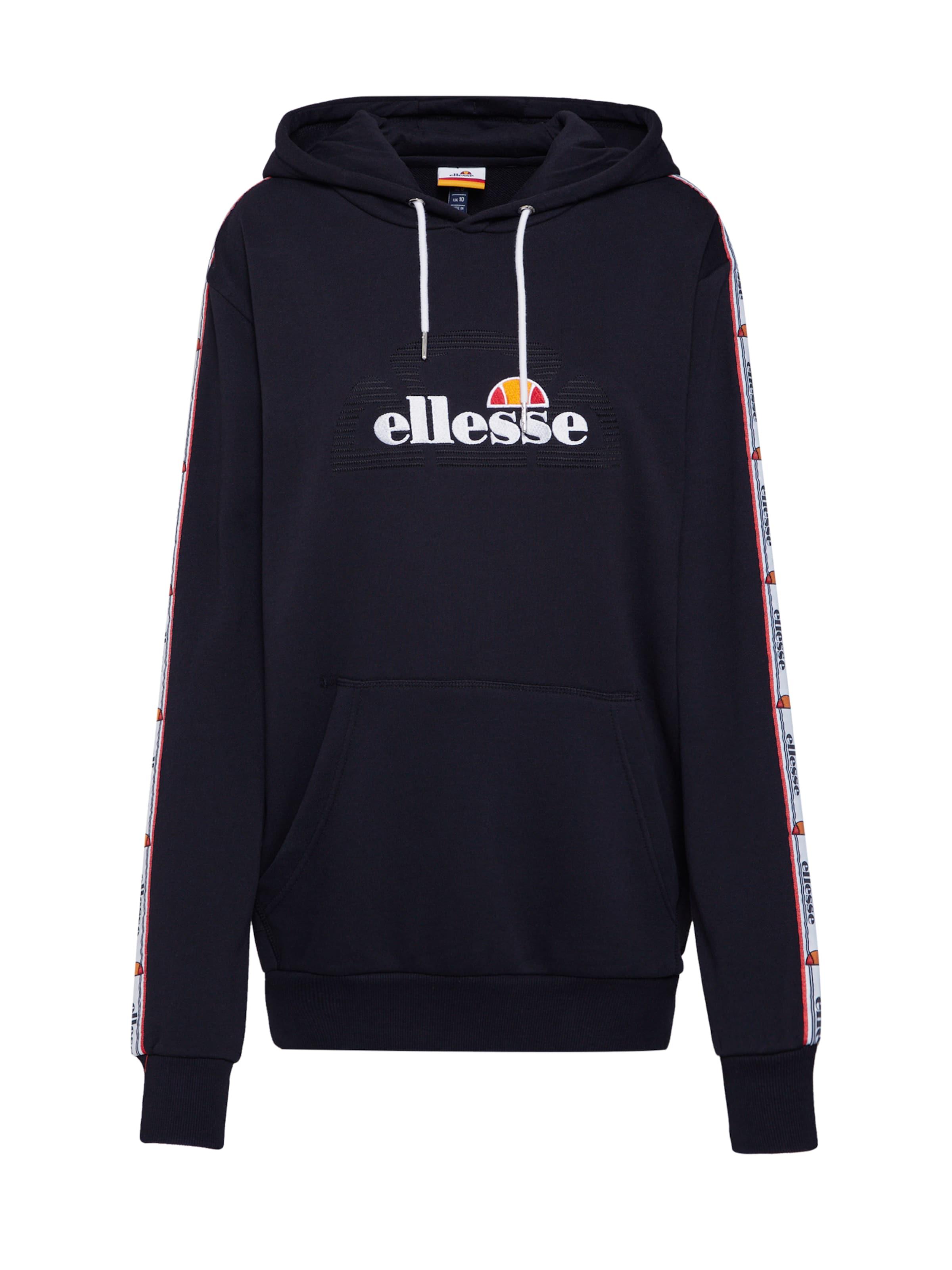 Ellesse 'marseille' Schwarz Ellesse In Sweatshirt Schwarz Sweatshirt In Ellesse 'marseille' 6gY7yvfb