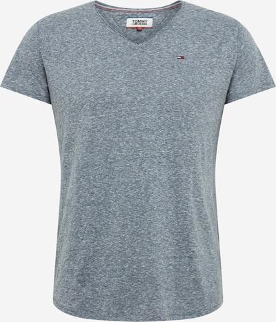 Tommy Jeans T-Shirt in blaumeliert, Produktansicht