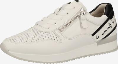 GABOR Sneakers laag in de kleur Zwart / Wit, Productweergave