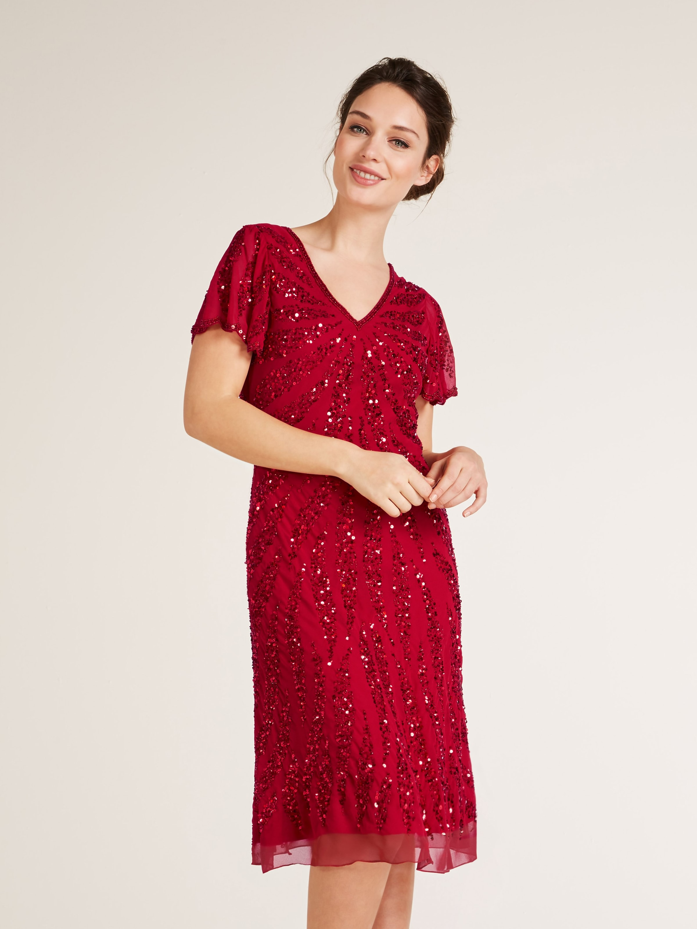 Cocktailkleid Rot Heine Cocktailkleid Rot Heine Heine In In UMpSGjLqVz