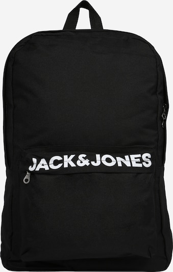 fekete JACK & JONES Hátizsák 'Jac Jones', Termék nézet
