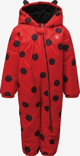 DARE 2B Schneeanzug in rot / schwarz, Produktansicht