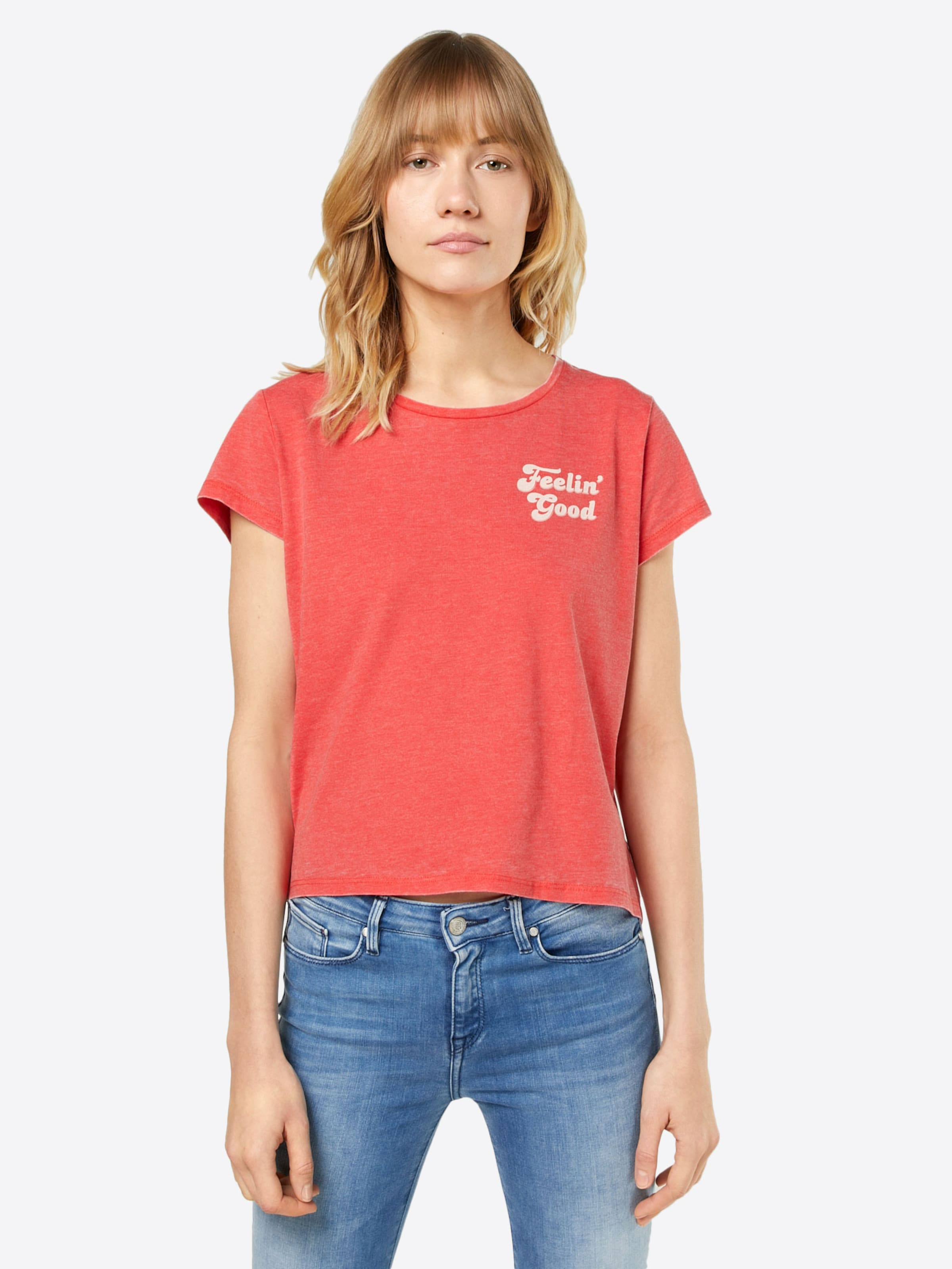 Billig Verkauf Beste Preise ONLY T-Shirt 'EMMA' Steckdose Erkunden 7cIyhGNn