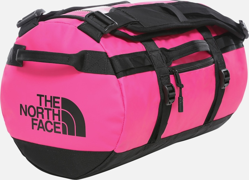 THE NORTH FACE Sporttas 'Base Camp XS' in de kleur Pink / Zwart, Productweergave