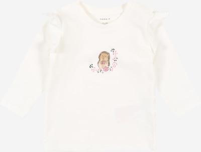 NAME IT Koszulka 'Karen' w kolorze białym, Podgląd produktu