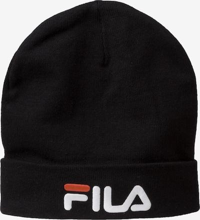 FILA Mütze 'Slouchy Leniar' in hellrot / schwarz / weiß, Produktansicht