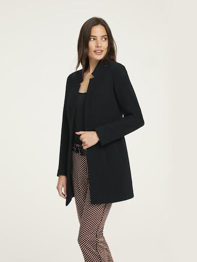 heine Blazer in schwarz, Modelansicht