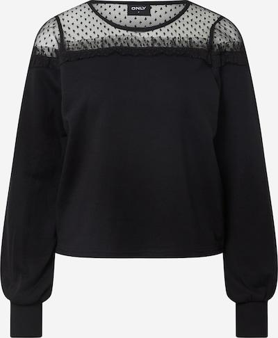 ONLY Sweater majica 'CHERRY' u crna, Pregled proizvoda