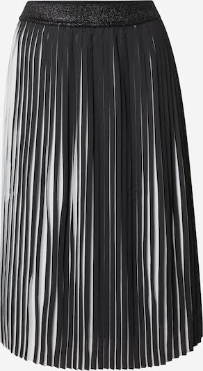 BRUUNS BAZAAR Suknja 'Olivia' u crna / bijela, Pregled proizvoda