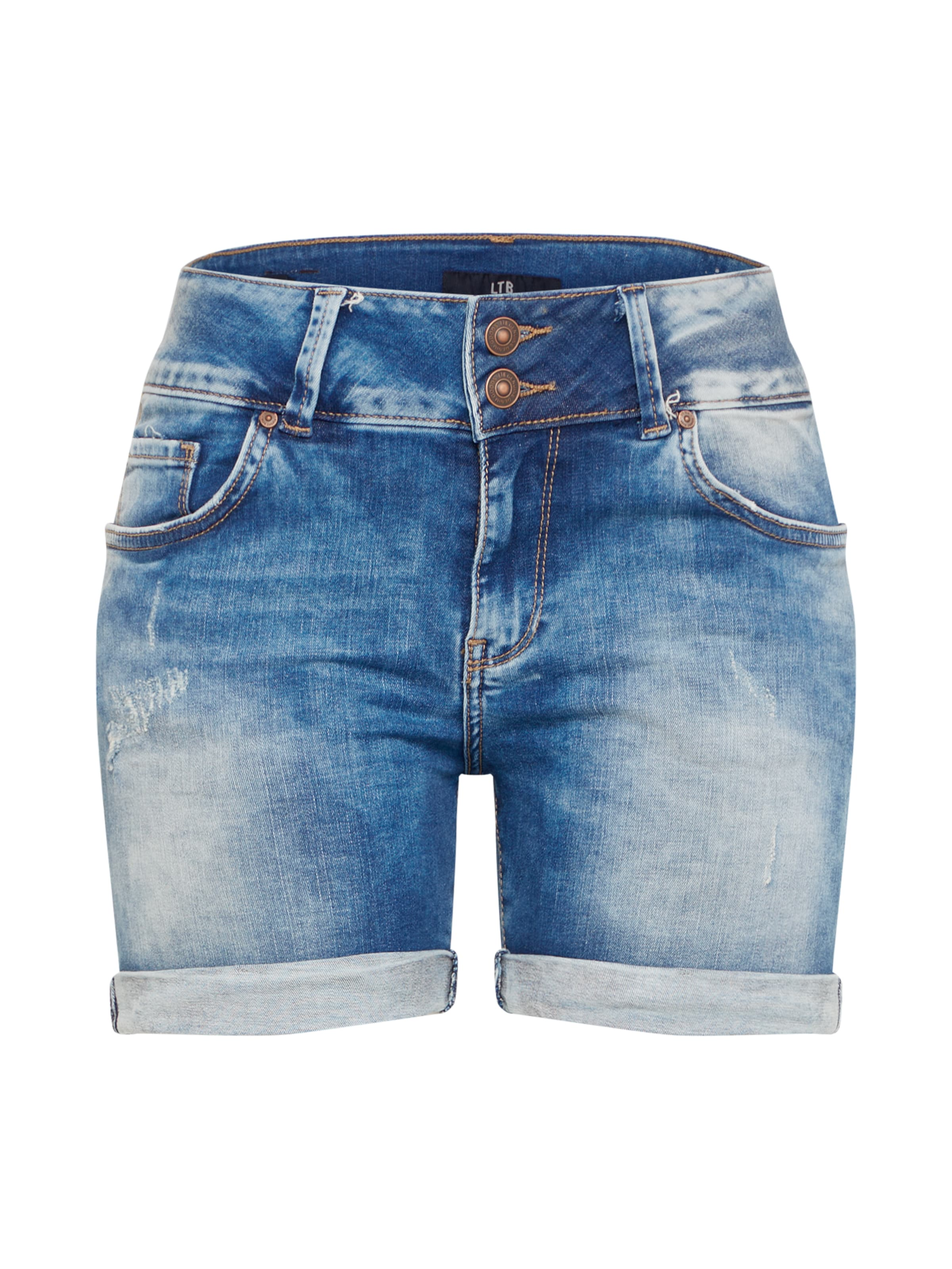 Shorts BECKY blue denim LTB Jeans