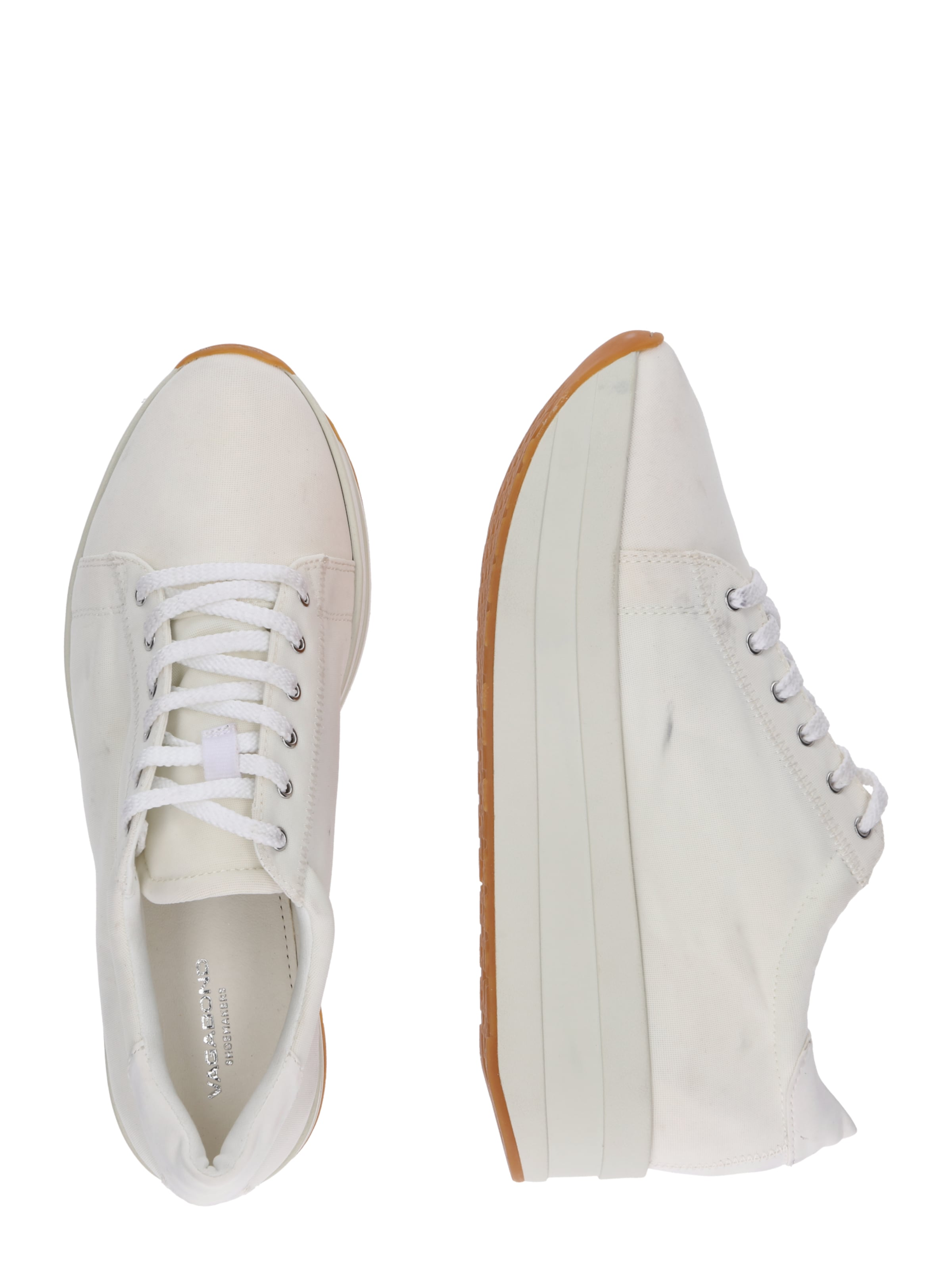 Vagabond Weiß Vagabond Shoemakers Sneaker Sneaker Shoemakers In PXiTZOuk