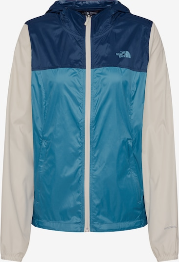 THE NORTH FACE Jacke in navy / hellblau / offwhite, Produktansicht