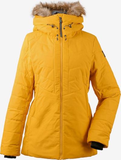 Didriksons Sport-Jacke 'Nana' in gelb, Produktansicht