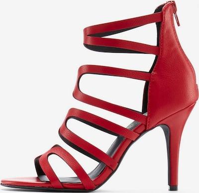 LASCANA Sandalette in rot, Produktansicht
