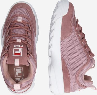 FILA Sneaker 'Disruptor' in lila: Seitenansicht