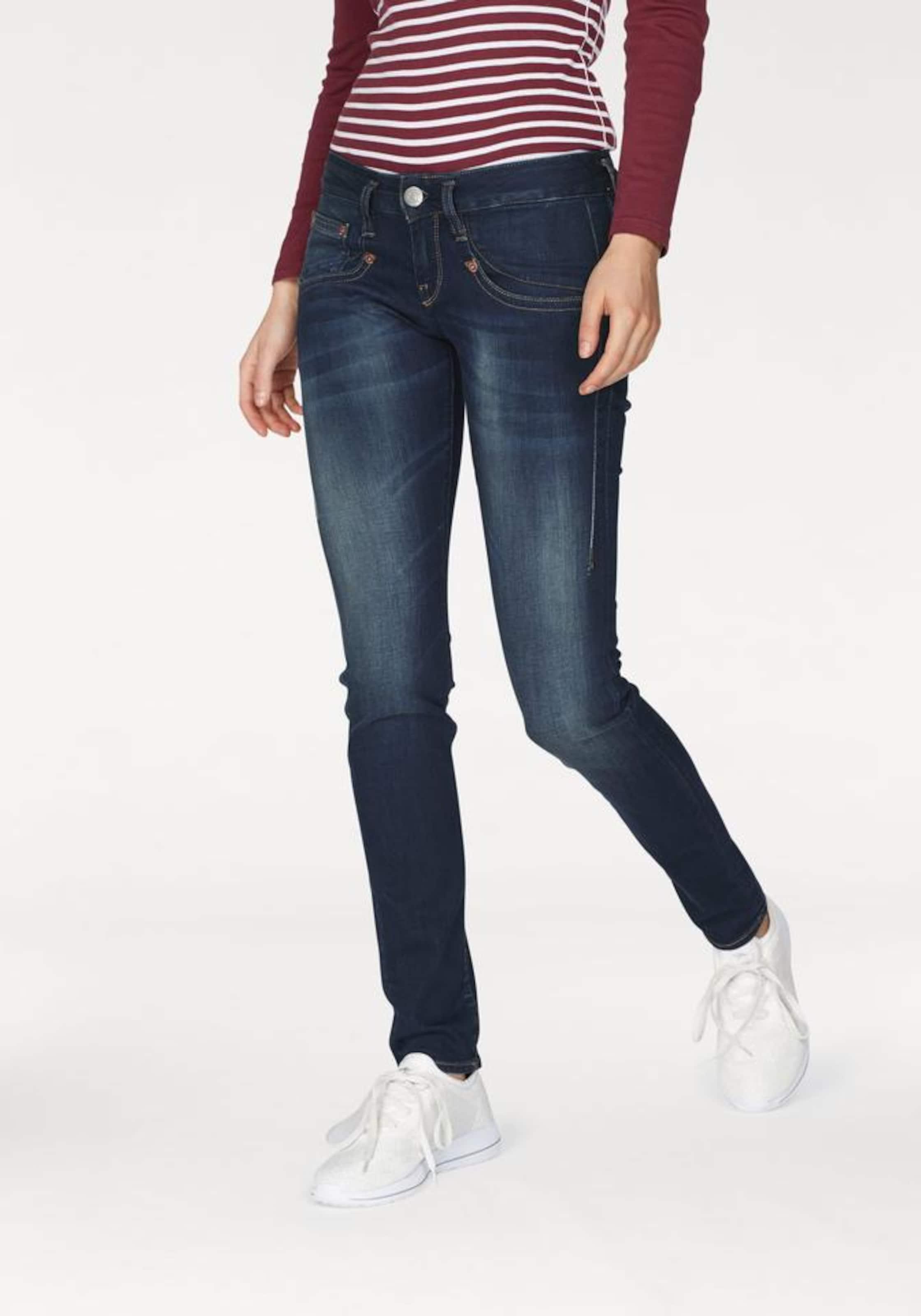 Billiges Countdown-Paket Billig Verkauf Niedriger Preis Herrlicher 'SHYRA' Slimfit Jeans Empfehlen Verkauf Online Günstig Kaufen Für Billig nwMntipHp