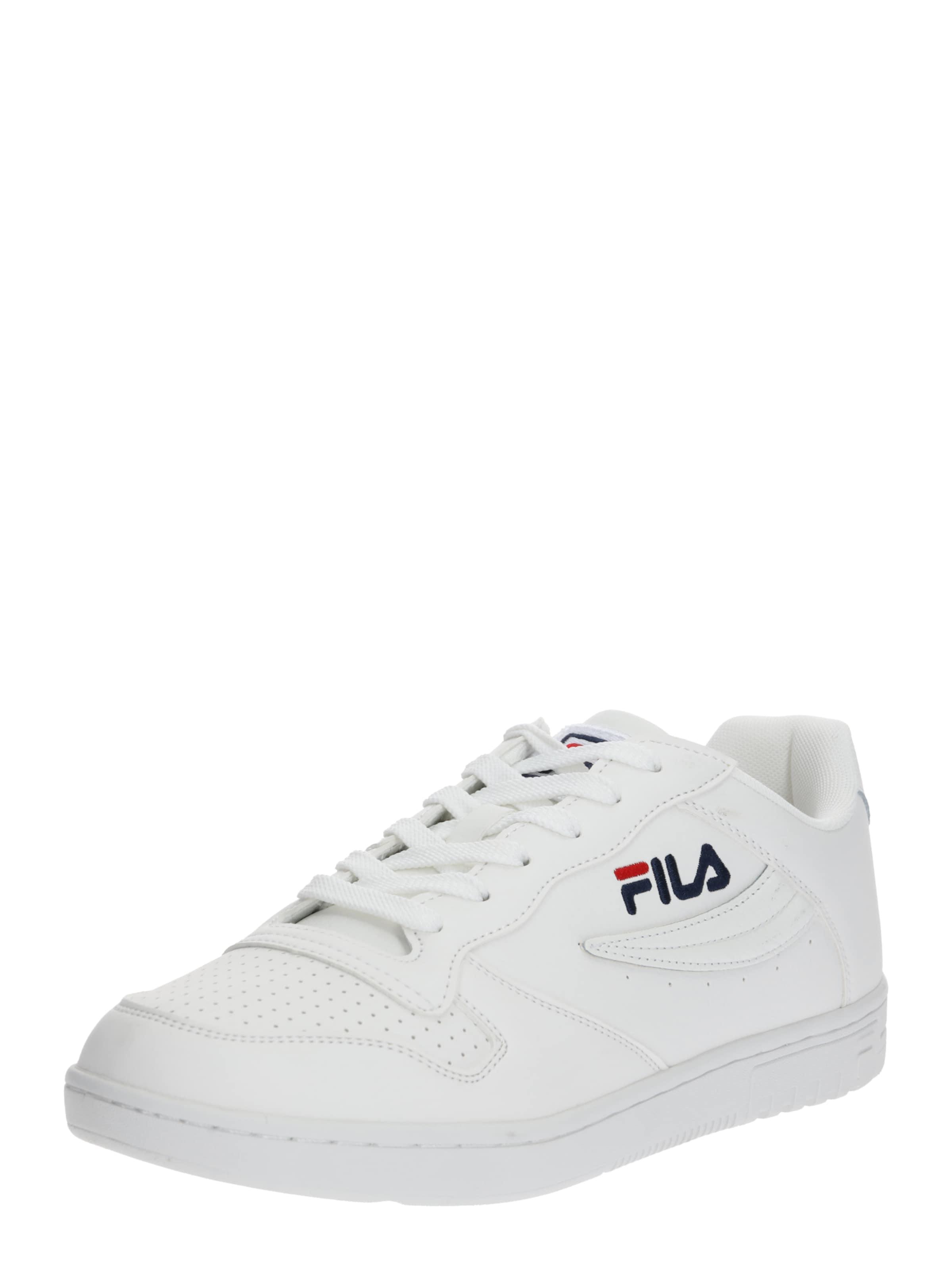 Fila Basses Low' Baskets Blanc En 'fx100 Yfgb76y