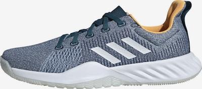 ADIDAS PERFORMANCE Sportschuh 'Solar LT' in rauchblau / weiß, Produktansicht