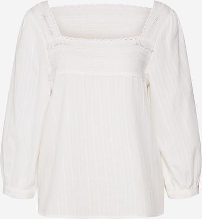 Bluză 'VIGITTY' VILA pe alb, Vizualizare produs