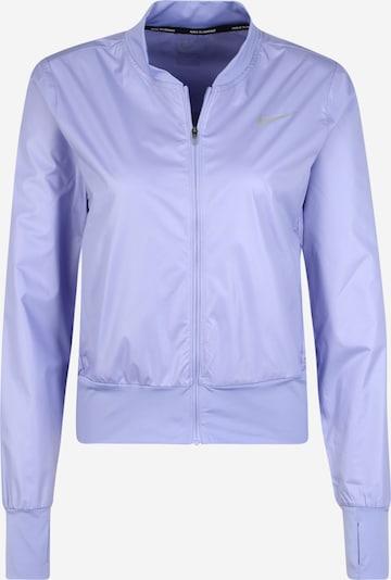 NIKE Športna jakna | lila barva, Prikaz izdelka
