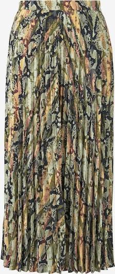 TOM TAILOR DENIM Rock in oliv / mischfarben, Produktansicht