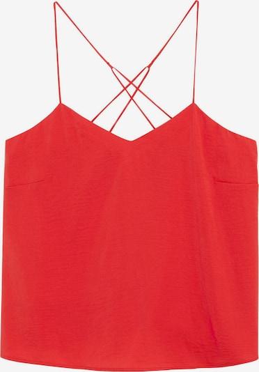 VIOLETA by Mango Top in de kleur Rood, Productweergave