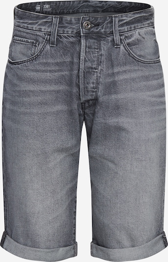 G-Star RAW Shorts in grey denim, Produktansicht